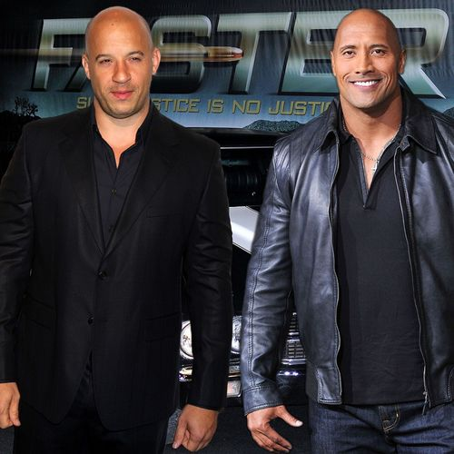 Dwayne Johnson Vin Diesel | www.imgkid.com - The Image Kid ...
