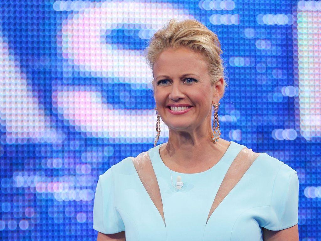 Barbara Schöne-Pelle überzeugt mit Cindy-Make-up