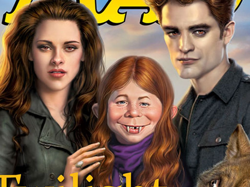 Breaking Dawn 2 MAD Cover