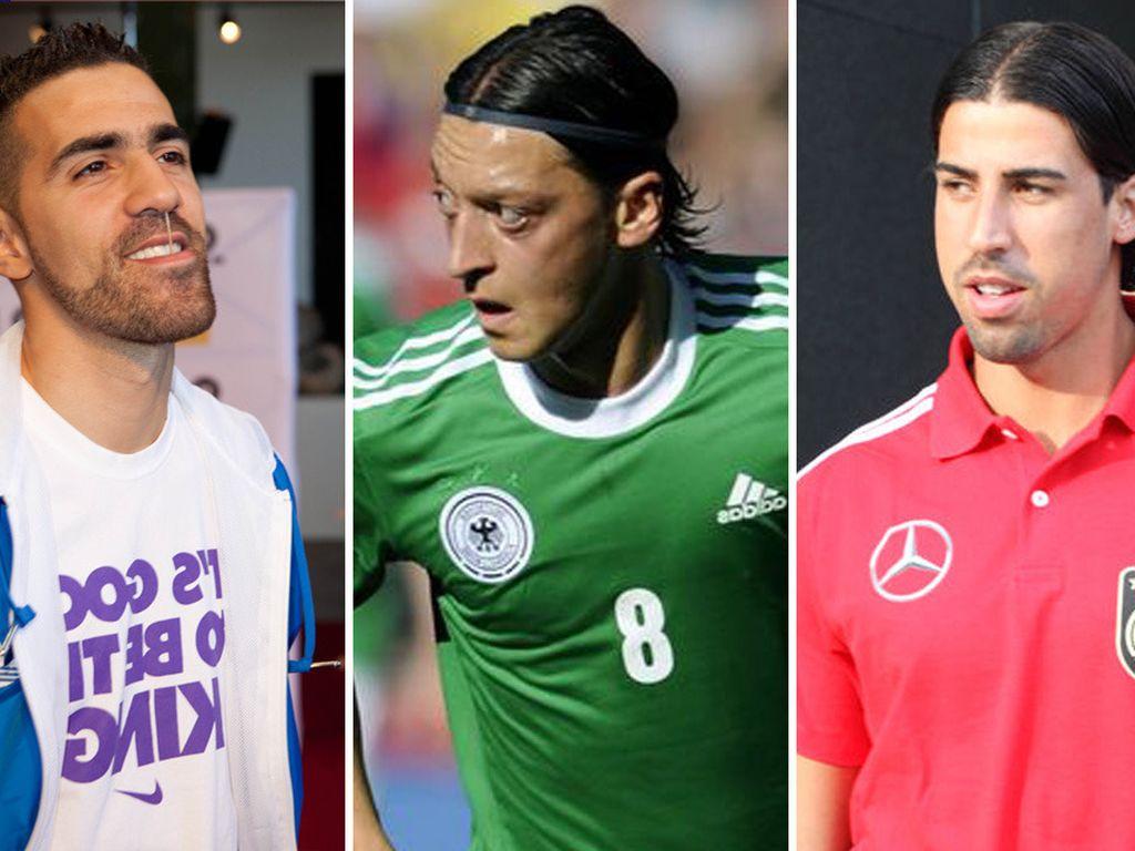 Bushido, Özil und Khedira