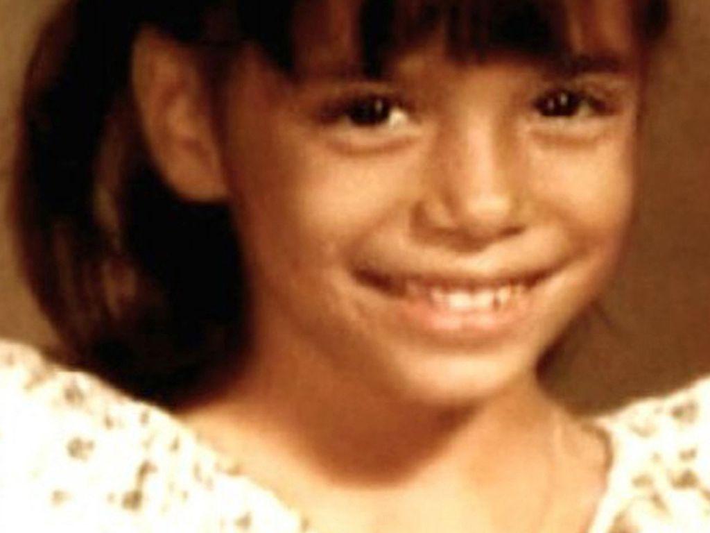 Eva Longoria als Kind