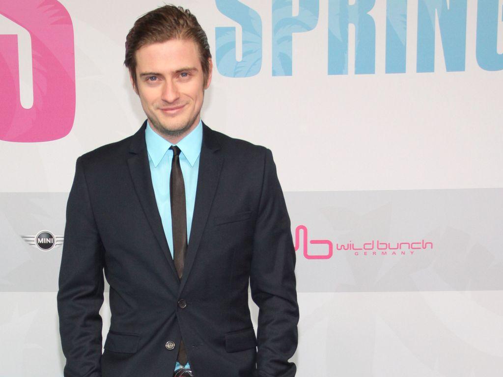 Jörn Schlönvoigt bei Spring Breakers-Premiere