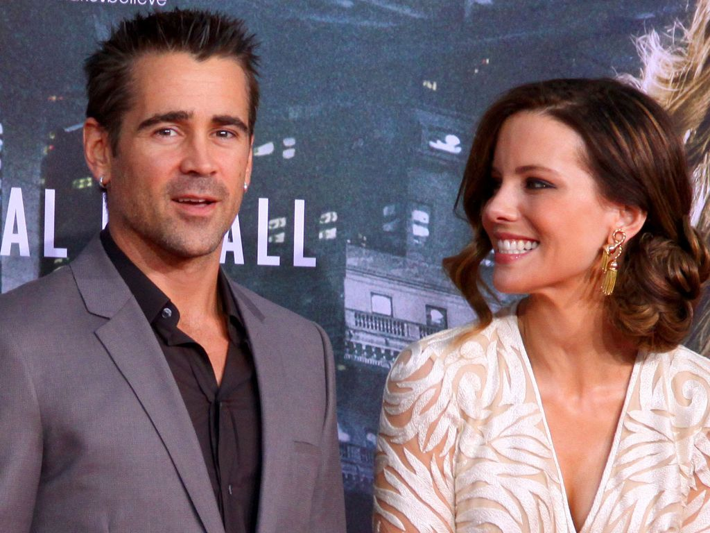 Kate Beckinsale und Colin Farrell
