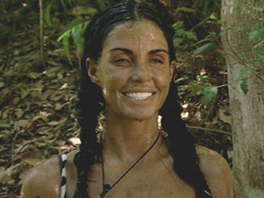 Katie Price im Dschungelcamp