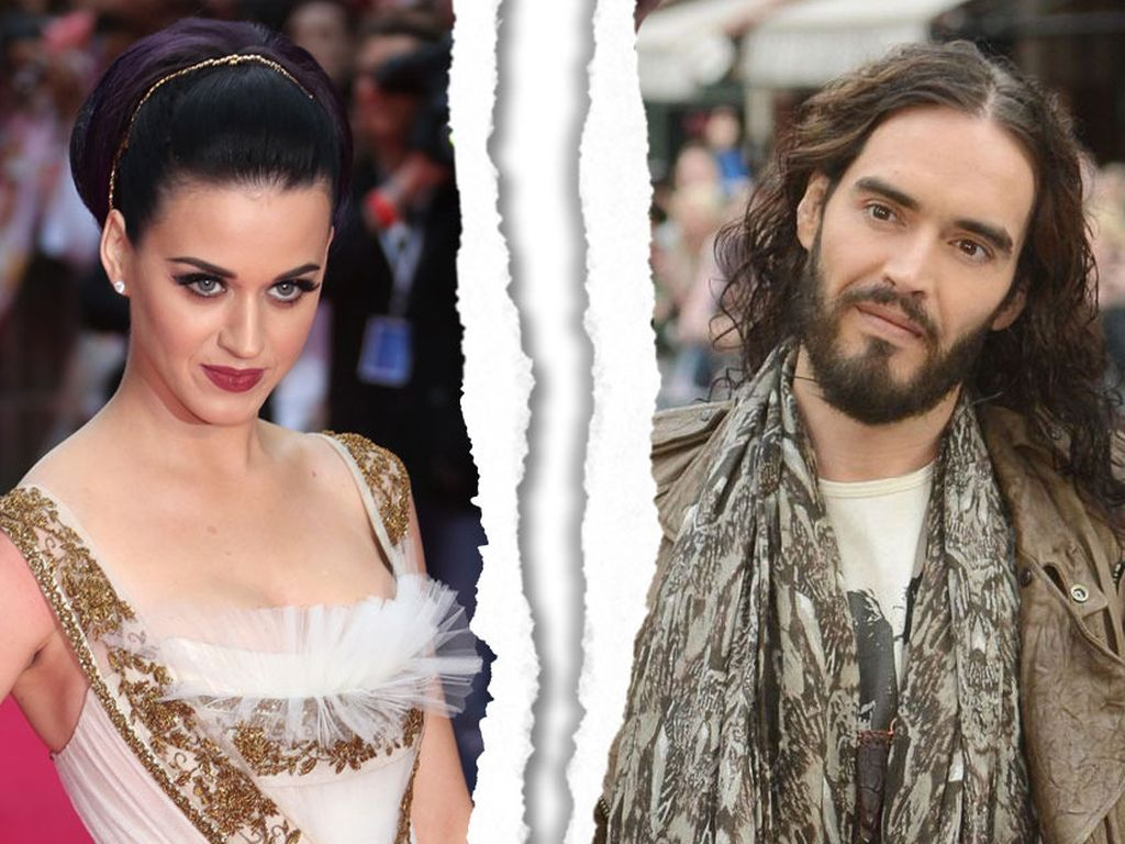 Katy Perry und Russell Brand Trennung