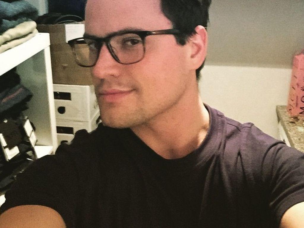 Facebook/Rocco Stark Rocco Stark trägt jetzt eine Brille