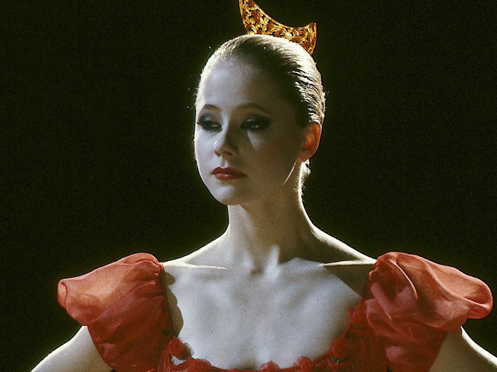 Silvia als Carmen
