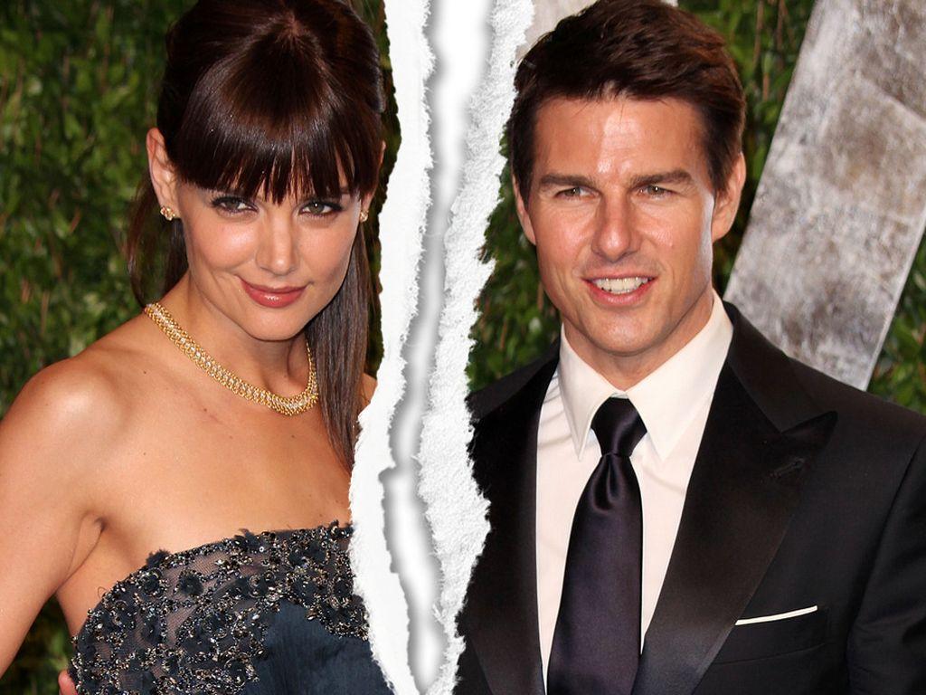 Tom Cruise und Katie Scheidung