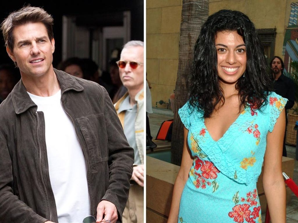 Tom Cruise und Yolanda Pecoraro