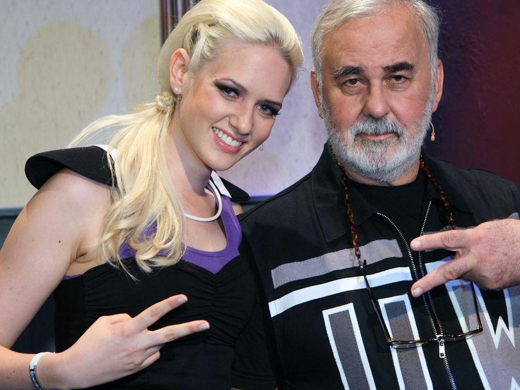 Udo Walz und Sarah Knappik