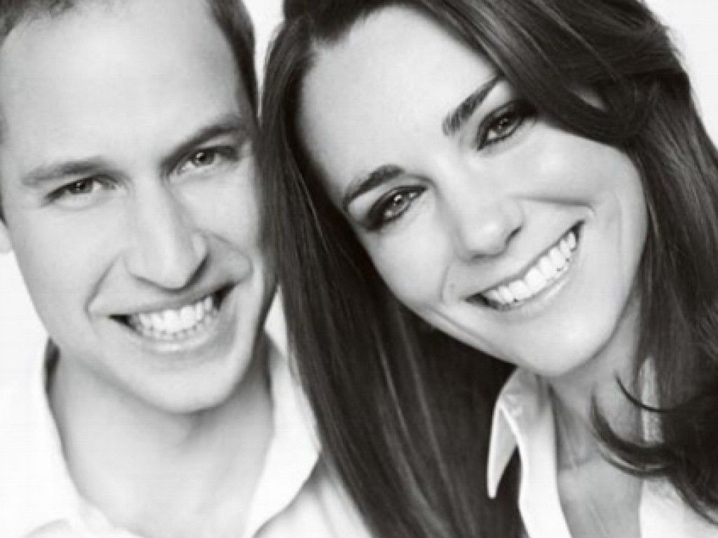 William und Kate neues Dankes-Foto