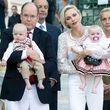 Albert und Charlène besuchten mit ihren Zwillingen das traditionelle Pique Nique Monégasque