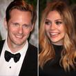 Alexander Skarsgard versteht sich ziemlich gut mit Elizabeth Olsen