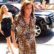 Gerade zeigte sich Caitlyn Jenner in einem Leoparden-Kleid