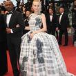 Diane Kruger zog mit Mega-Schößchen alle Blicke auf sich