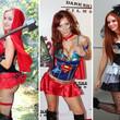 Die Comic-Con ist dieses Jahr mal wieder sehr bunt