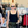 Gwen Stefani zeigte sich bei einem Shopping-Trip in merkwürdigen Hosen