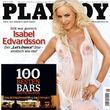 Am schlechtesten verkaufte sich die Ausgabe mit Isabel Edvardsson