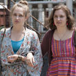 """Jemima Kirke (links im Bild) und Lena Dunham sind die Stars aus """"Girls"""""""