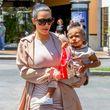 Kim Kardashian liebt es, ihre North einzukleiden