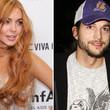 Lindsay Lohan soll von Ashton Kutcher einen Haufen Geld bekommen haben