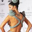 Micaela Schäfer sorgte für Blitzlichtgewitter im Hingucker-Outfit