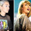 Miley Cyrus hat nun gegen Taylor Swift gelästert