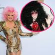 Olivia Jones ist ein Heidi-Klum-Fan