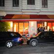 In diesem Berliner Restaurant aßen die zwei im Mai