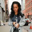 Rihanna sah sehr müde aus