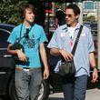 """Sein Kollege Robert Downey Junior hat auf dem Oberarm groß und leserlich """"Indio"""" in die Haut ritzen lassen"""