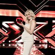 Bei der X Factor-Liveshow waren ihre Babypfunde weg