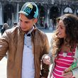 Pietro und Sarah verbrachten ihren letzten Urlaub zu zweit in Venedig