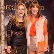 Susan Sideropoulos und Isabell Horn erschienen gemeinsam in Berlin