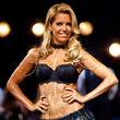 Küzrzlich hatte sie auf der Fashion Week in heißen Dessous gepunktet