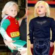 Zuma Rossdale zeigte sich gleich in zwei verschiedenen Superheld-Kostümen