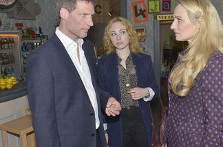 Alexander betrügt Maren mit Olivia