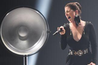 Ann Sophie hat beim ESC 2015 null Punkte für ihren Song bekommen