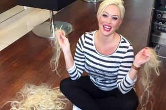 Daniela Katzenberger schockte mit einer neuen Frisur