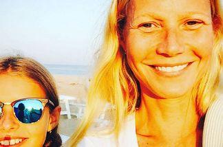 Gwyneth Paltrows Tochter hat ein Vorbild
