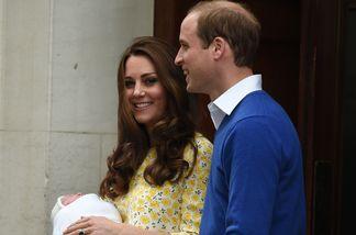 Kate und William lassen die Koppel vor der Kirche, in der ihre Tochter getauft wird, öffnen