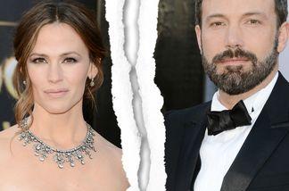 Jennifer Garner und Ben Affleck trennen sich tatsächlich