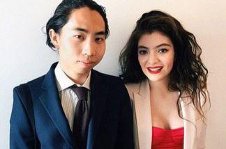 Lorde im sexy Bauchfrei-Look mit ihrem Freund James Lowe