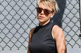 Scarlett Johansson ist überglücklich
