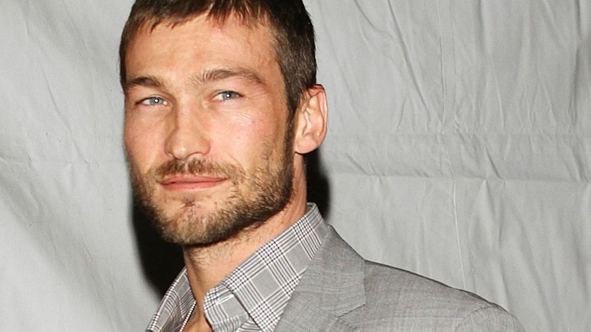 Spartacus Star Andy whitfield photos of family