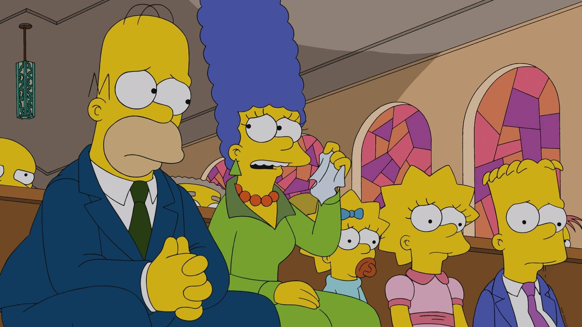 Oje Wird Doch Dieser Simpsons Charakter Sterben