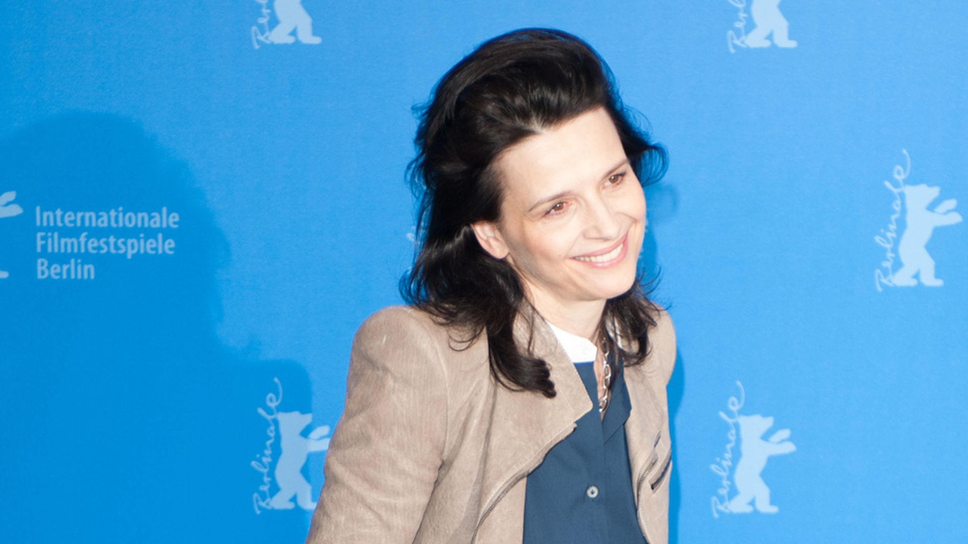 Juliette Binoche Bei Der