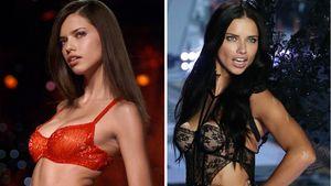 Adriana Lima 2001 und 2014