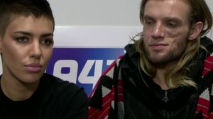 Alina Süggeler und Andi