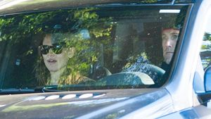 Ben Affleck und Jennifer Garner in einem Auto 2